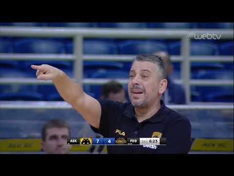 Κύπελλο Ελλάδας Μπάσκετ – ΑΕΚ – ΡΕΘΥΜΝΟ | 09/11/2019 | ΕΡΤ