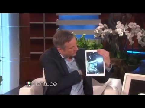 Màn ảo thuật khó tin trên màn hình iPad