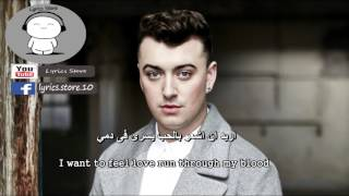 sam smith - writing's on the wall lyrics مترجمة (spectre)