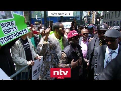 Pelz-Verbot treibt New Yorker auf die Barrikaden | n-tv