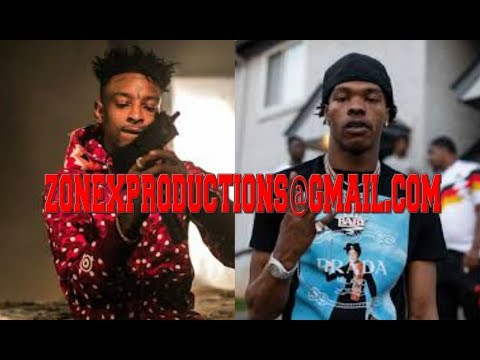 "21 Savage WARNS Lil Baby for k1llin his homie""ill neva let u come to zone 6 on gang""MUST HEAR!"