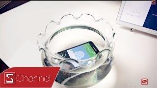Schannel - Thả Galaxy S5 Vào Bể Nước: Vẫn Nhận điện Thoại, Chụp Hình...dưới Nước