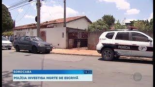Sorocaba: escrivã da Polícia Civil é encontrada morta em casa