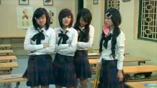 Bo tu 10A8 - phim teen Vietnam - Bo tu 10A8 - Tap 191 - Gap lua bo tay nguoi