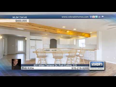 831 Milan Terrace Dr  Fort Collins, CO Homes for Sale | coloradohomes.com