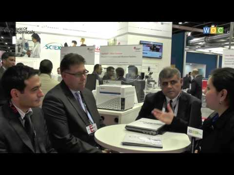 Leica, Molecular Devices and Danaher at ArabLAB 2015