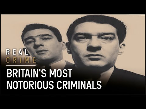 The Infamous Kray Brothers: Everything You Didn't Know - Real Crime