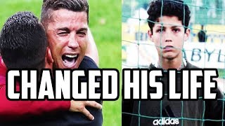 Video The decision that changed Cristiano Ronaldo's Life MP3, 3GP, MP4, WEBM, AVI, FLV Maret 2019