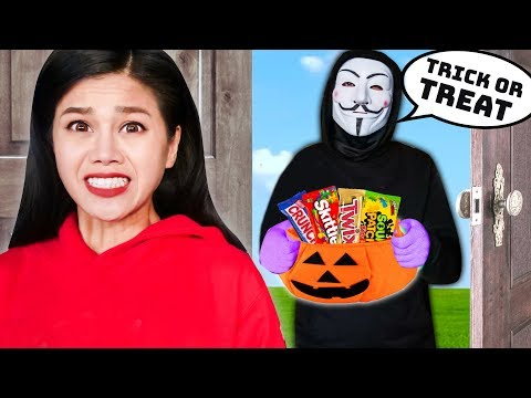 HACKERS FIND Our SAFE HOUSE! Project Zorgo Halloween Trick or Treat Challenge to Find SPY NINJAS