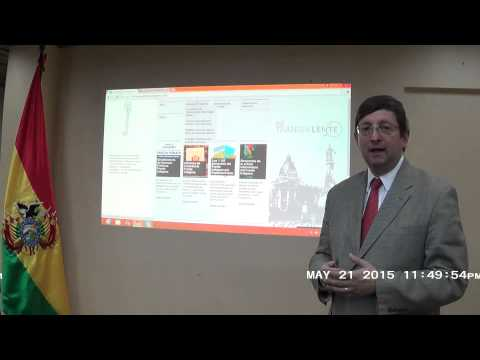 Presentacion del Transpalente- Blog de seguimiento de casos fiscalizados