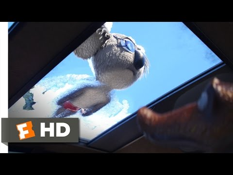 Sing (2016) - Buster's Car Wash Scene (5/10) | Movieclips