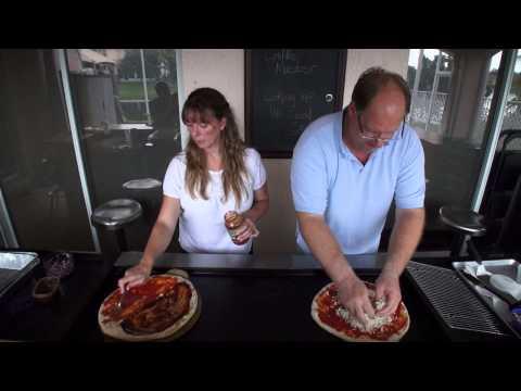 Pizza on a Griddle Master Griddle Top