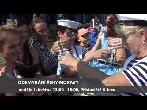TVS: Zpravodajství Hodonín - 26. 4. 2016
