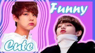 Video BTS Kim Taehyung Cute and Funny Moments [M] MP3, 3GP, MP4, WEBM, AVI, FLV September 2019