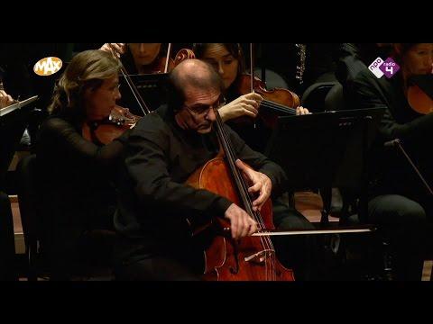 Shostakovich celloconcert nr. 2 - Alexander Rudin - Cello Biënnale 2016