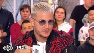 Dj Snake : L'homme le plus écouté au monde - Clique Dimanche du 18/02 - CANAL+