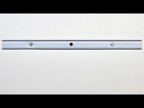 Come montare facilmente le nostre barre LED su legno e altre superfici dure