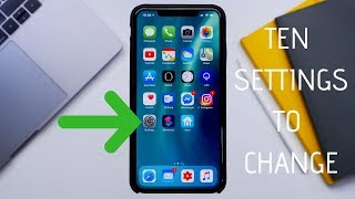 Video 10 iPhone Settings Everyone Should Change (iOS 12) MP3, 3GP, MP4, WEBM, AVI, FLV Juni 2019