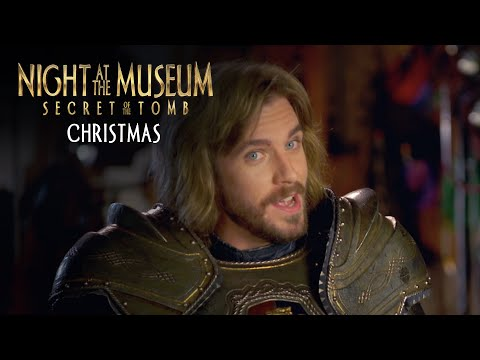Night at the Museum: Secret of the Tomb Featurette 'Knight at the Museum'