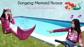 Video Aduh.. Ada Mermaid nyasar ♥ DONGENG ANAK PUTRI DUYUNG DAN TONGKAT AJAIB ♥ Live Mermaids in our pool MP3, 3GP, MP4, WEBM, AVI, FLV Oktober 2018