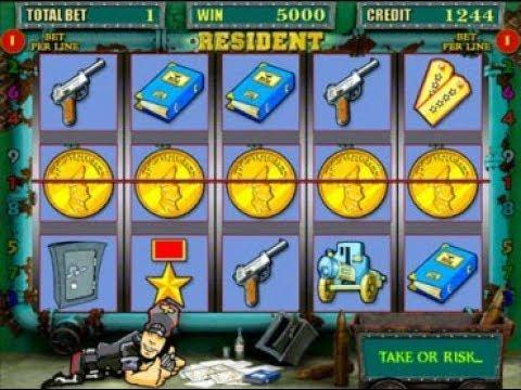 Игровой автомат resdent резидент сейфы играть онлайн бесплатно