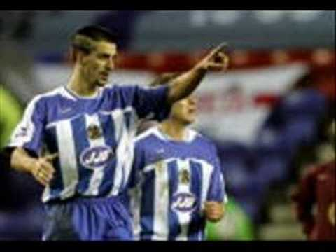 Wigan Athletic en la Premiership 2005 - 2006