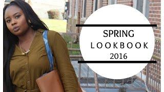 Video Spring Lookbook 2016 // TroyiaMonay MP3, 3GP, MP4, WEBM, AVI, FLV Desember 2018