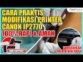 PART 2: Cara Modif Cartridge CL-811/PG-810 Canon IP2770, MP237 Dengan Obeng Bor Cartridge Fast Print