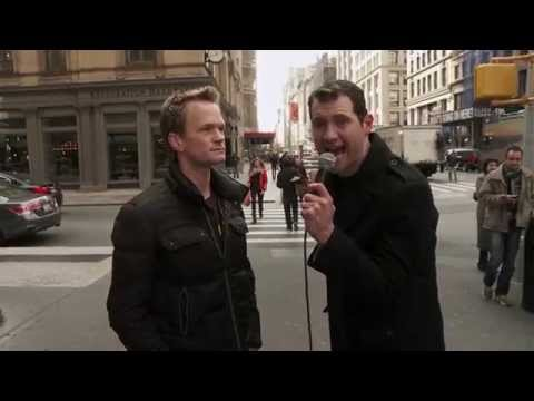 neil - Neil Patrick Harris and Billy Eichner take to the streets to find out how New Yorkers feel about the end of How I Met Your Mother in this week's Lightning Ro...
