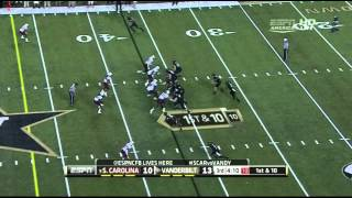 Jordan Matthews vs South Carolina (2012)