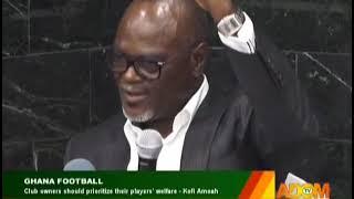 Badwam Sports on Adom TV (19-10-18)