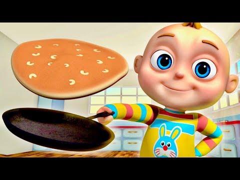 Pancake Episode | TooToo Boy | Cartoon Animation For Children | Comedy Show For Kids