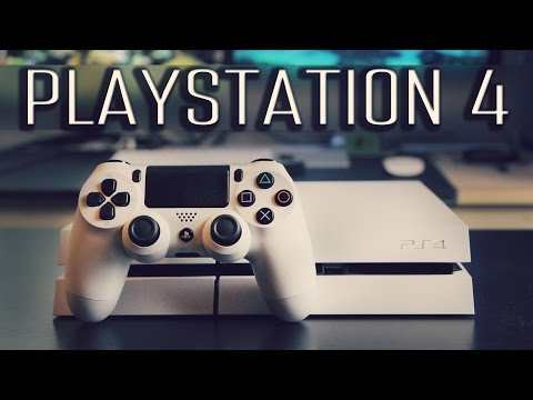 Playstation 4 (PS4) - Обзор