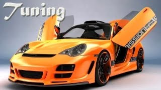 Tuning coches