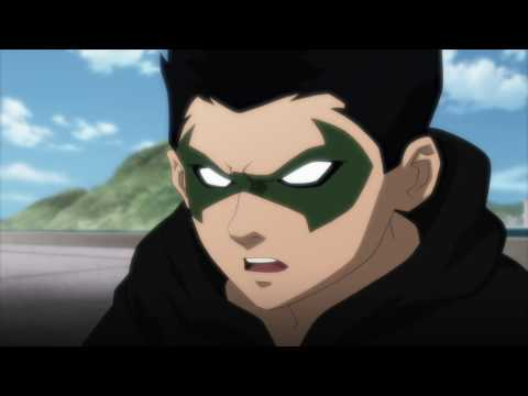 Possessed Justice League vs  Teen Titans