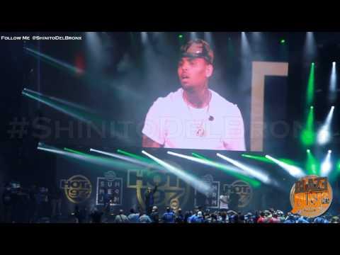 50 Cent & G Unit @ Summer Jam Concert 2015