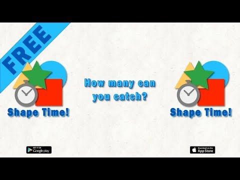 Video of Shape Time!