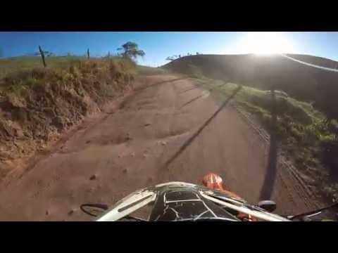 MOTOCROSS - CRF XTZ TORNADO VISUAL INCRIVEL - SERRA DO MATOSO EM IGUAÍ - RIO DE JANEIRO - MOTOCROSS