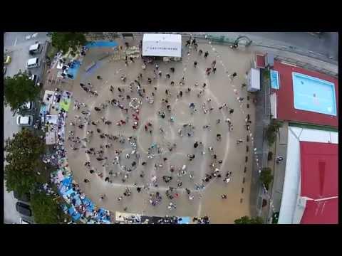 2014赤穂保育園運動会 Si Si Ciao