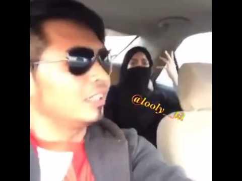 Supir Indo Sama Majikan Nya Orang Saudi