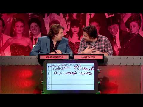 hd quiz - David Mitchell & Eddie Izzard * David Walliams & Miranda Hart * Jonathan Ross & Jamie Oliver This video is uploaded to allow those outside of the UK to vie...