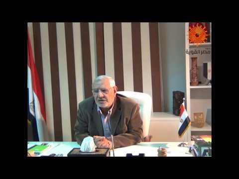 أبو الفتوح يوجه رسالة للسلطة في ذكرى 25 يناير