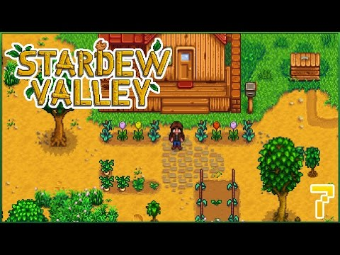 Basking in Our Blossoms!!    Stardew Valley - Episode #7