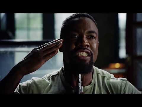 FALCON RISING INTRO EPIC SCENE - Michael Jai White Best Scene