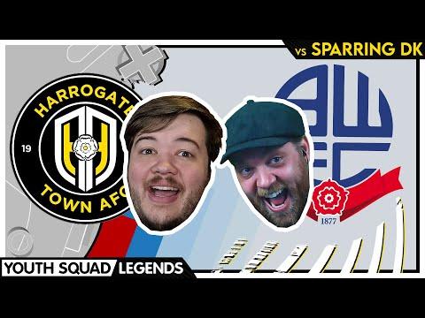 Harrogate vs Sparring DK (INSANE GOALS & CRAZY RESULTS!)