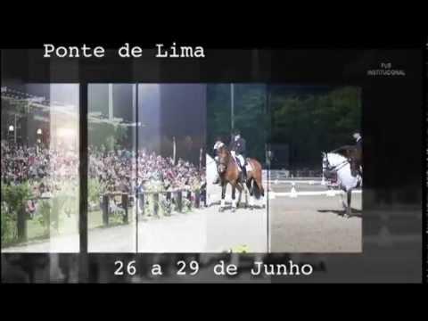 Spot Publicitário da VIII Feira do Cavalo de Ponte de Lima