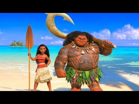 Moana full movie 𝟐𝟎𝟏9 English - Animation Movies - New Disney Cartoon 2019