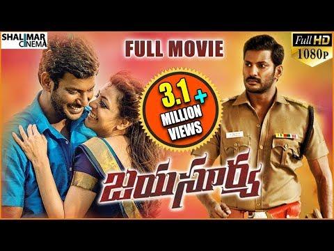 Jayasurya Latest Telugu Full Length Movie || Vishal, Kajal Aggarwal || Shalimarcinema