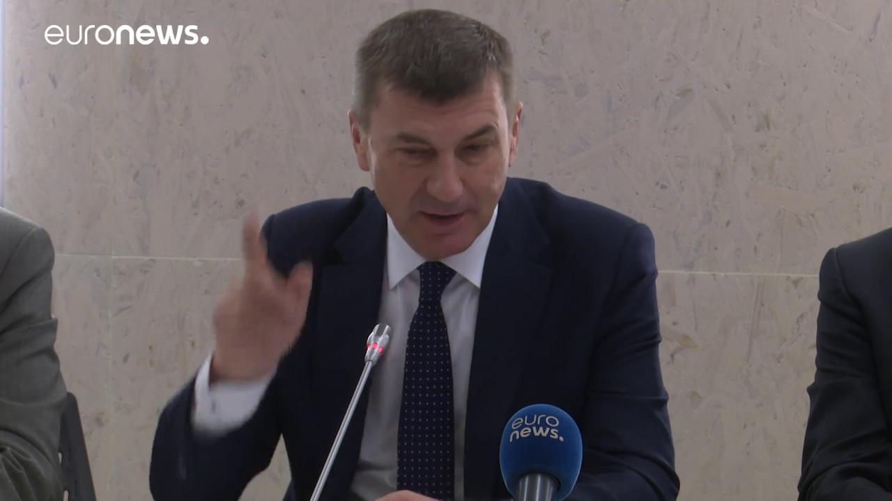 Ο Αντιπρόεδρος της Κομισιόν για την Ελλάδα