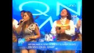 Yanet Y La Banda Kaliente - LA LOBA (en vivo QNMP)